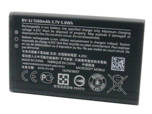 Akku Original Microsoft BV-5J LiIon Lumia 435 532
