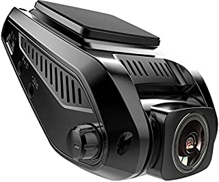 KDLINKS XVIS-10 Full-HD Wide Angle Dashboard Car DVR Vehicle Dash Cam with G-Sensor & WDR Night Mode & Loop Recording & Stealthy Design, Support 64/128GB