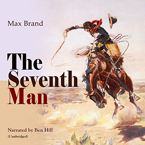 The Seventh Man audiobook cover art
