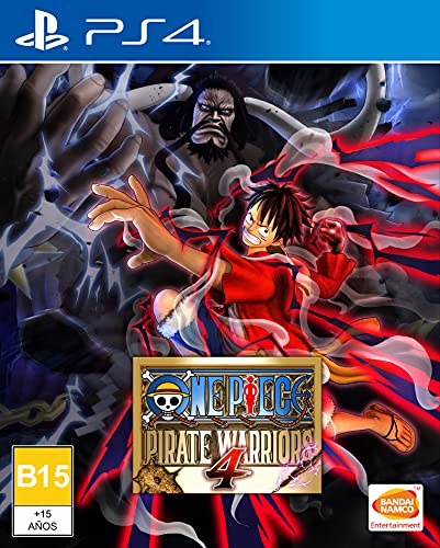 ONE PIECE: PIRATE WARRIORS 4 - PlayStation 4