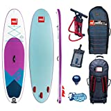 Red Paddle Co Ride MSL 10'6 x 32 SE (2019 Series) Includes Bundle. Titan Pump - Backpack - ERS Pressure Gauge + Pumped Up SUP Sticker