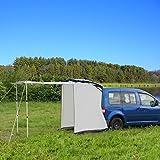 Reimo Tent Technology Heckzelt Vertic für Caddy Minicamper 135 x 100 cm für VW Caddy, Mercedes Citan, Peugeot Partner, FIAT Doblo, Opel Combo