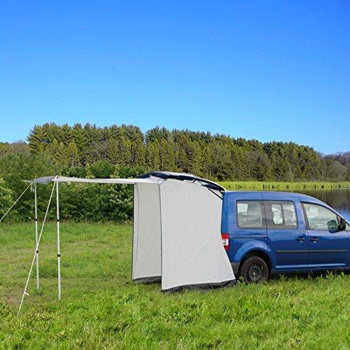 VERTIC Tenda posteriore per mini camper, 135x...