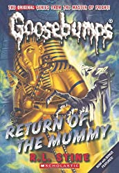 Cover of Return of the Mummy