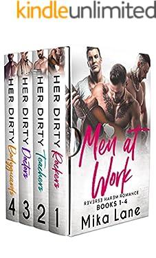 Men at Work Books 1-4