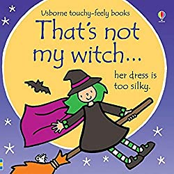 thats not my witch childrens halloween book