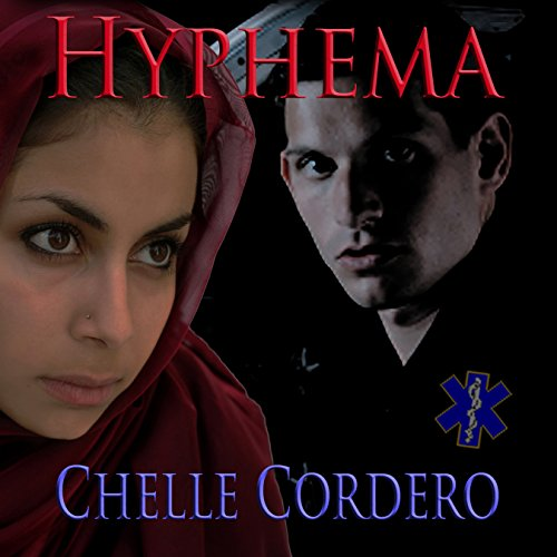 Hyphema audiobook cover art