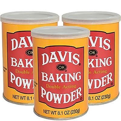 Davis Baking Powder 10 oz. (3-Pack)