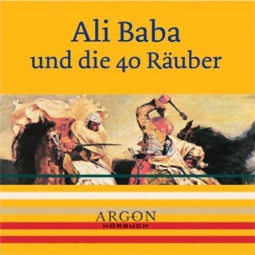 Ali Baba und die 40 Räuber Titelbild
