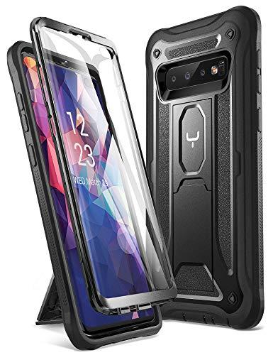 Focusor Coque iPhone 7/ iPhone Se(2020) / iPhone 8 【Antichoc & Renforcé】【Metallique】 Incassable Solide Blindé Coque 360 degré Full Body Heavy Duty Metal Protection Case avec du Verre trempé Noir