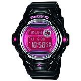 CASIO Baby-G BG-169R-1BER - Reloj de Mujer de Cuarzo, Correa de Resina Color Negro (con...