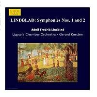 Lindblad: Symphonies no 1 & 2 by Gerard Korsten