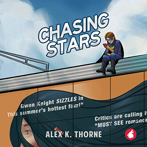 Chasing Stars cover art