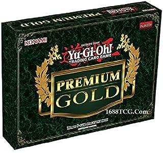 YU-GI-OH! Yugioh 2014 Gold Series: Premium Gold Booster Mini-Box - 3 Packs / 5 Cards Each!