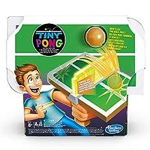 Il Ping Pong nel palmo della tua mano Gioco divertente con cui giocare da soli Continua a far rimbalzare la palla per vincere Luci e suoni