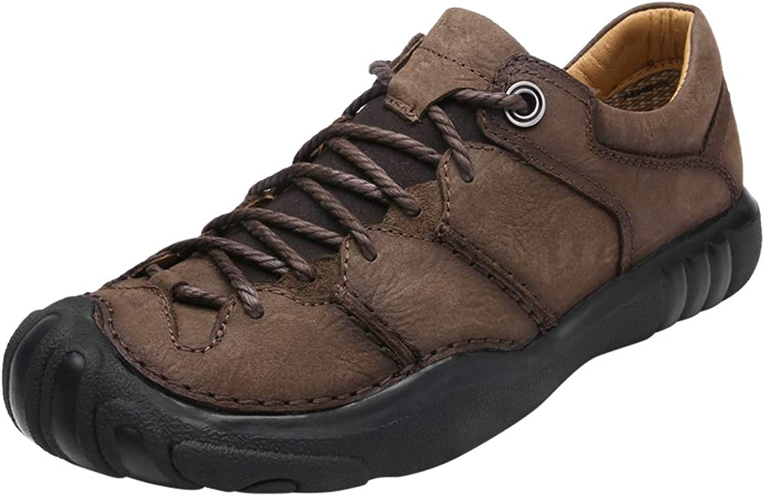 Hiking shoes Trekking Mountain Low Top Lace Up Outdoor Trainers Climbing Boots Men