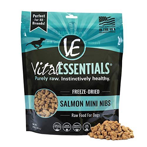 Vital Essentials Freeze-Dried Mini Nibs Grain Free Limited Ingredient Dog Entree