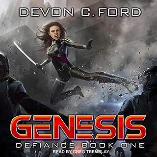 Page de couverture de Genesis