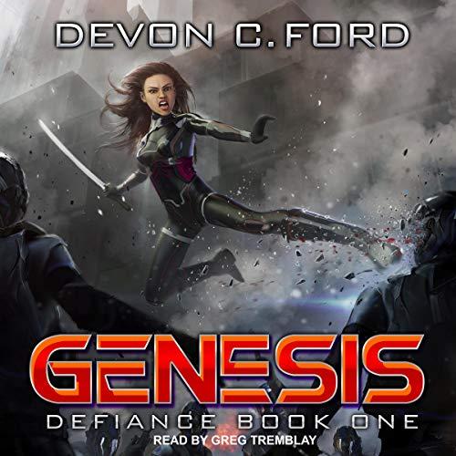 Couverture de Genesis