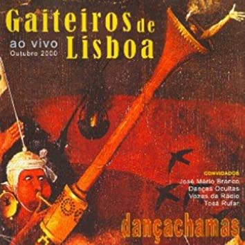 Dança Chamas: Outubro 2000 (Ao Vivo)