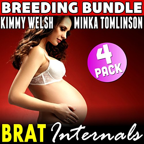 Brat Internals 4 Pack : Books 1-4 audiobook cover art