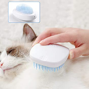 ARDA Cat Brush for Shedding and Grooming Cat Hair Remover for Long and Short Haired Cats Furminator for Cats Deshedding Brush Dog Grooming Brush Cat Hair Comb