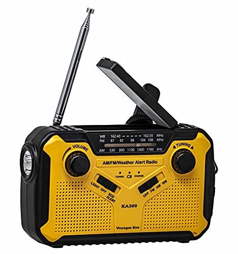 radio emergencia de la marca Kaito