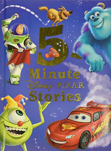 5-Minute Disney*Pixar Stories (5-Minute Stories)
