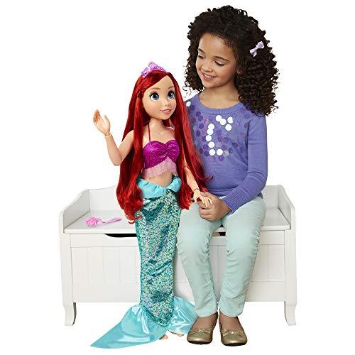 Disney Princess - Bambola Ariel 80 cm