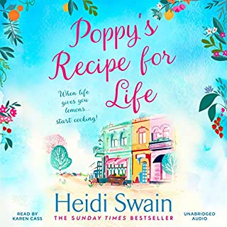 Poppy's Recipe for Life audiobook cover art