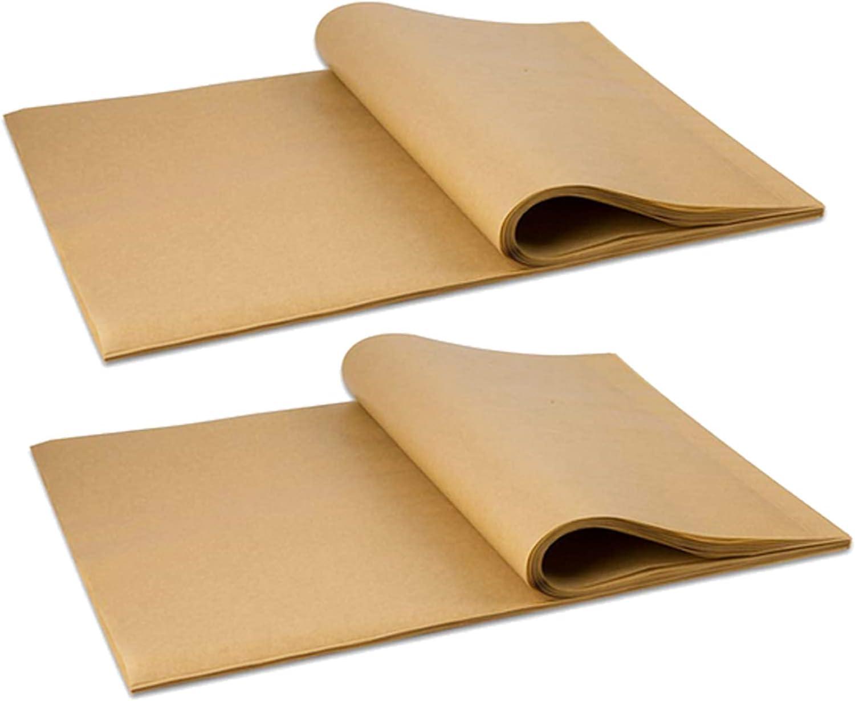 Parchment Sale price Paper Baking Sheets Low price 200 Pcs Precut P Non-Stick