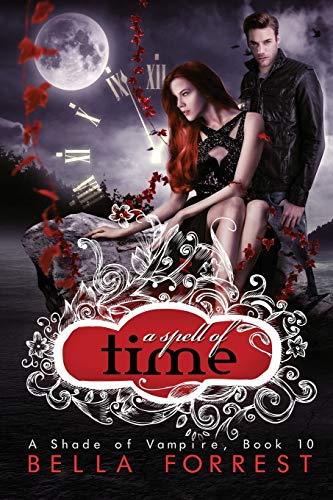 A Shade of Vampire 10: A Spell of Time...