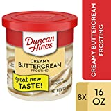 Duncan Hines Creamy Cream Cheese Frosting, 8 - 16 OZ Cans