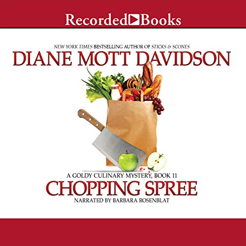 Chopping Spree cover art