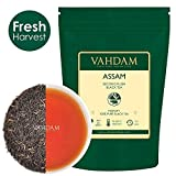 Assam Black Tea Leaves (200+ Cups), STRONG, MALTY & RICH, Loose Leaf Tea, 100% Pure Unblended,...