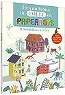 Papertoys : Les maisons du monde par Lapeyre