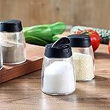 PPuujia Contenedor de almacenamiento de condimentos, tanque de condimento, utensilios de cocina, caja de condimentos, venta directa (color: A)