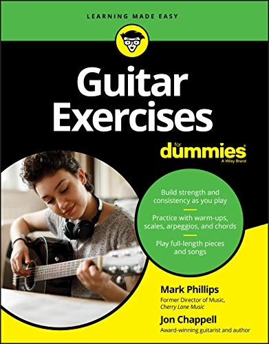 Guitar Exercises For Dummies (For Dummies (Music))