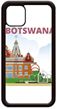 City Building Botswana for Apple iPhone 11 Pro Max Cover Apple Mobile Phone Case Shell