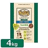 ニュートロジャパン ナチュラルチョイス [中型犬-大型犬用] 7歳以上エイジングケア ラム&玄米 4kg