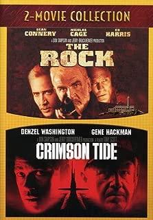 Crimson Tide/The Rock 2-Pack