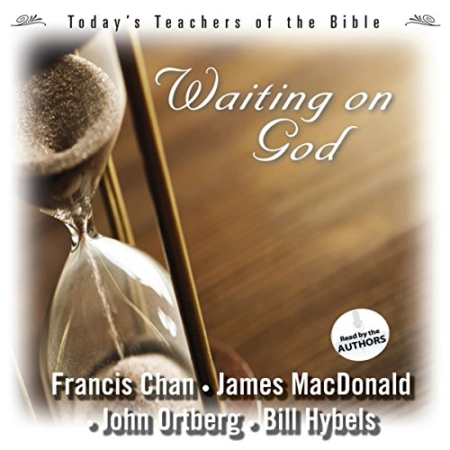 Waiting on God audiobook cover art