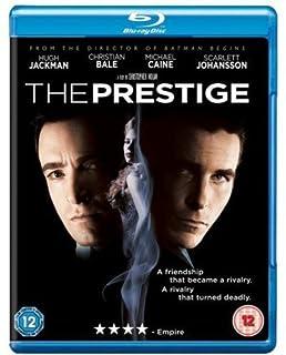 The Prestige [Blu-ray] [2006] [Region Free] (B000RWDX9Q)   Amazon price tracker / tracking, Amazon price history charts, Amazon price watches, Amazon price drop alerts