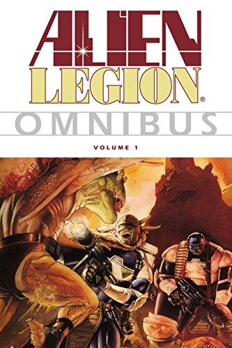 Alien Legion Omnibus Volume 1 (English Edition)