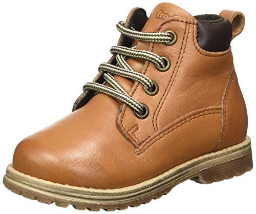 Froddo Jungen Kinder G2110085 Unisex-Child Ankle Boot, Cognac, 26 EU