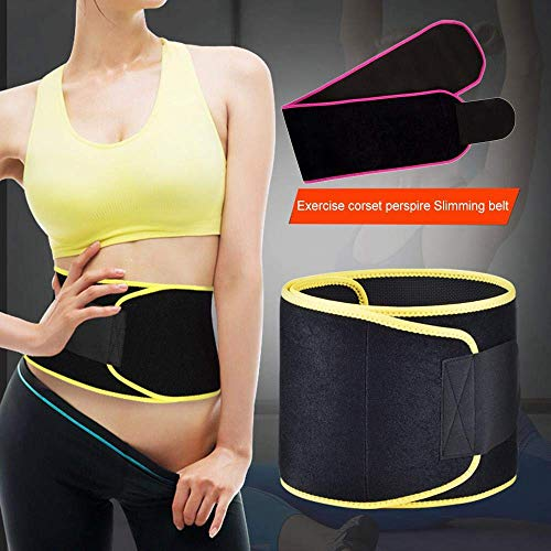 Weight Loss Adjustable Waist Training Device Fitness Fitness Tactical Belt Abdomen Trimmer Weight Loss Perspiration Belt Fat Burning Plastic Wrapper,plum,China