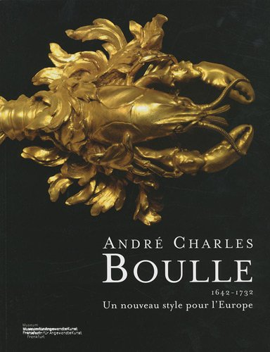 Andre Charles Boulle: 1642-1732