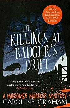 The Killings at Badger's Drift: A Midsomer Murders Mystery 1 by [Caroline Graham]