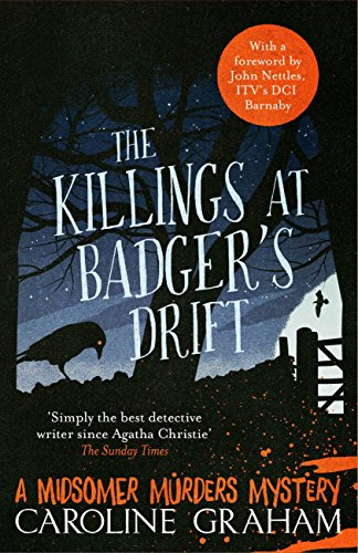 The Killings at Badger's Drift: A Midsomer Murders Mystery 1 (English Edition)
