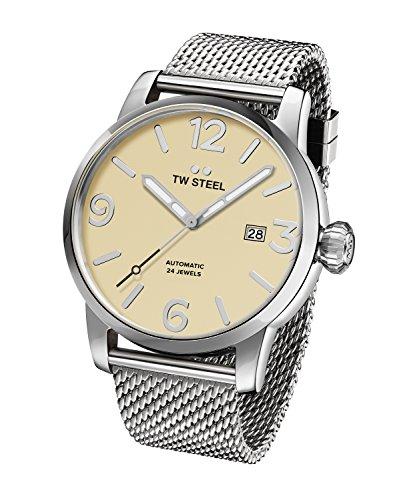 TW Steel Reloj Analogico para Hombre de Automático MB6